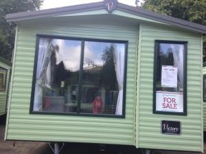 Mobile plush caravans for rent or sale