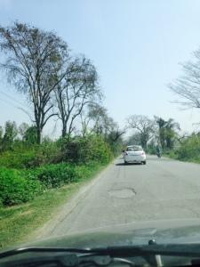 Blaspur road (quite patchy)
